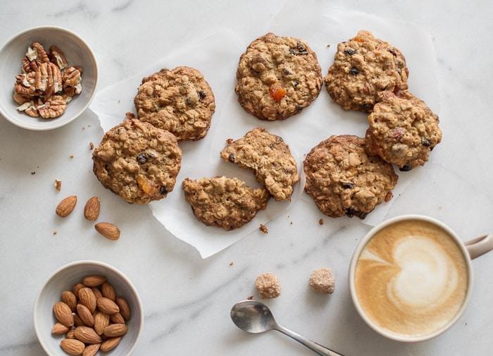 Granola Soft Cookies