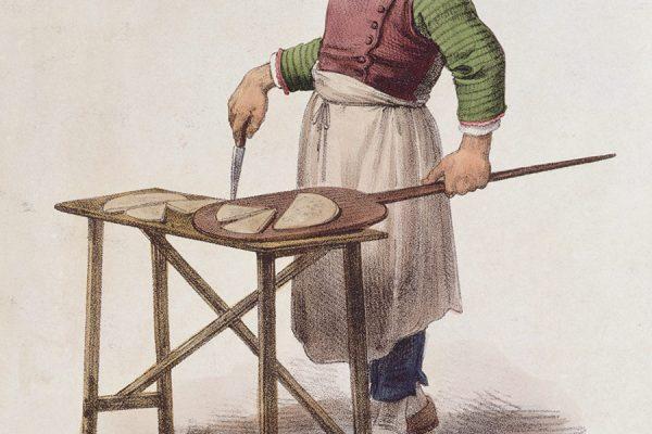 Pizza's History